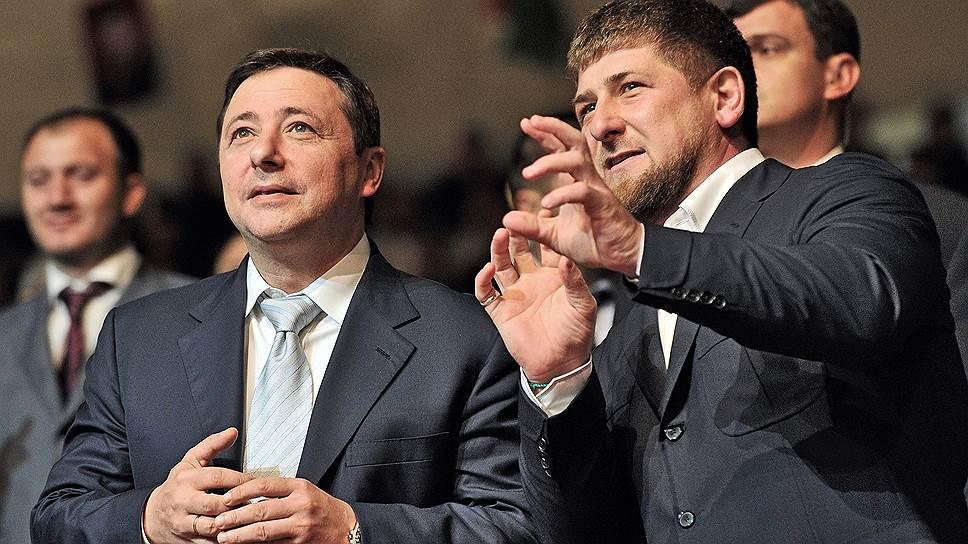 Кадыров иХлопонин поспорили, кто похудеет скорее