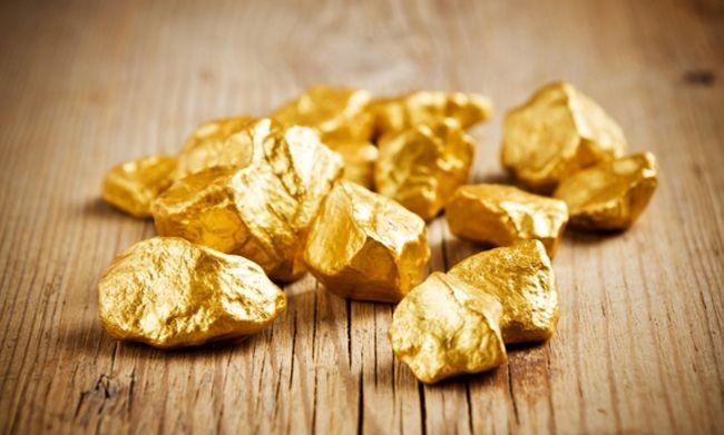 ВбанкахРФ возросли запасы золота