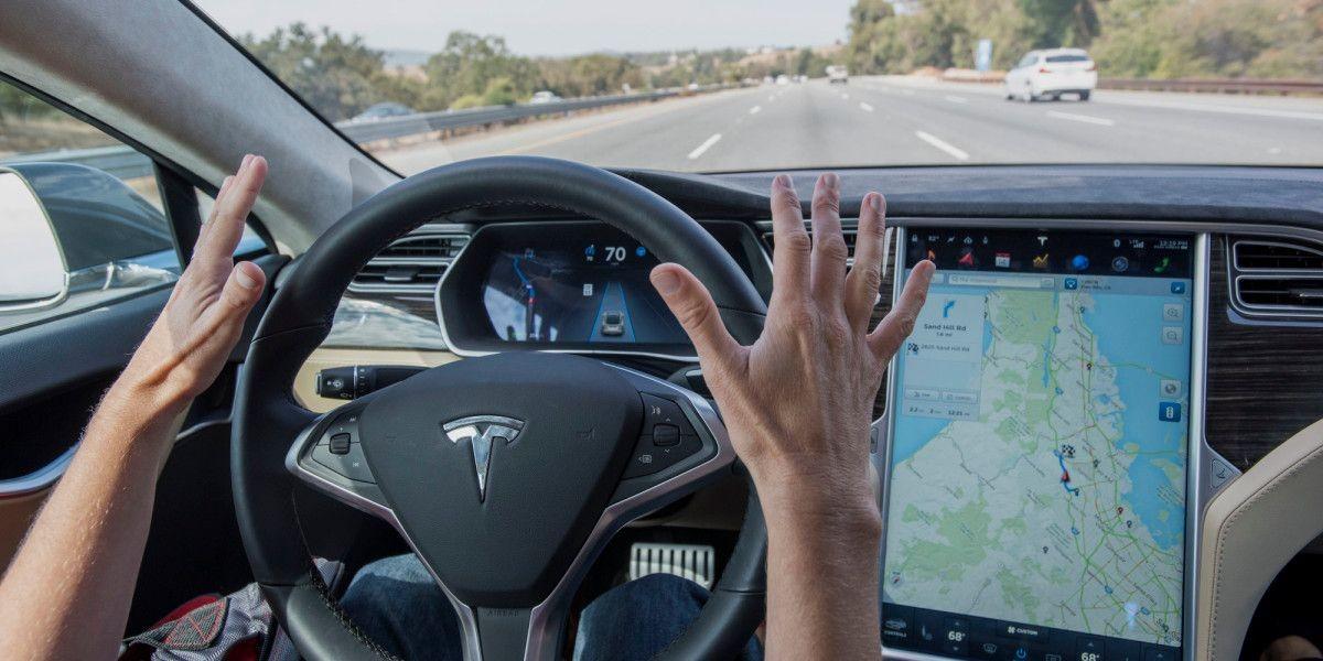Все электрокары Tesla будут оборудованы на100% автономным автопилотом