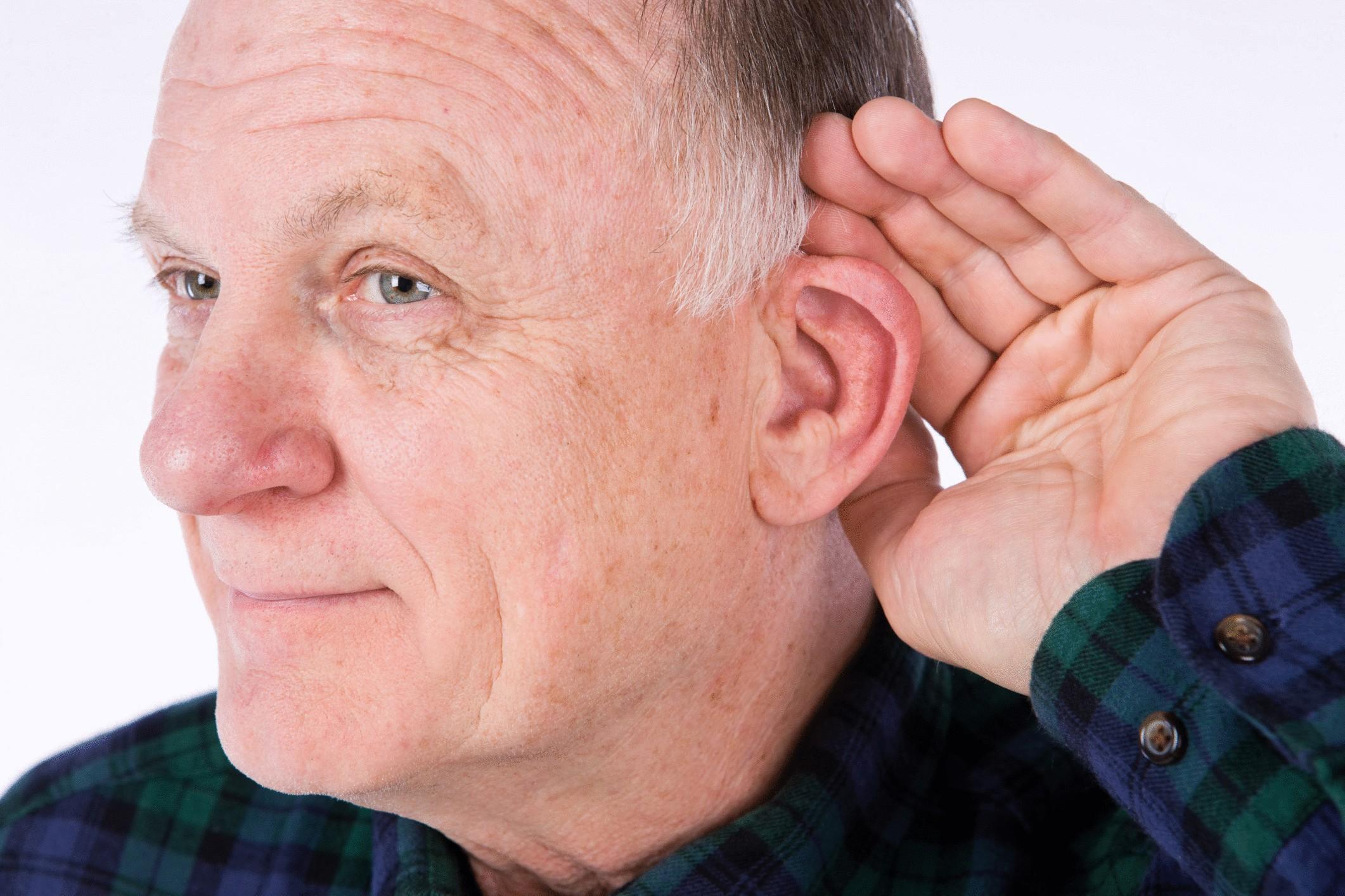 Ученые: глухота встарости появляется из-за неполадок вгенах