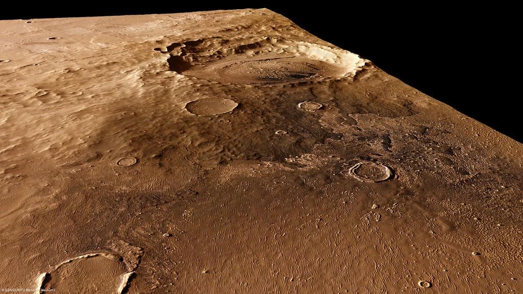 ЕКА признало крушение спускаемого аппарата миссии «ЭкзоМарс»