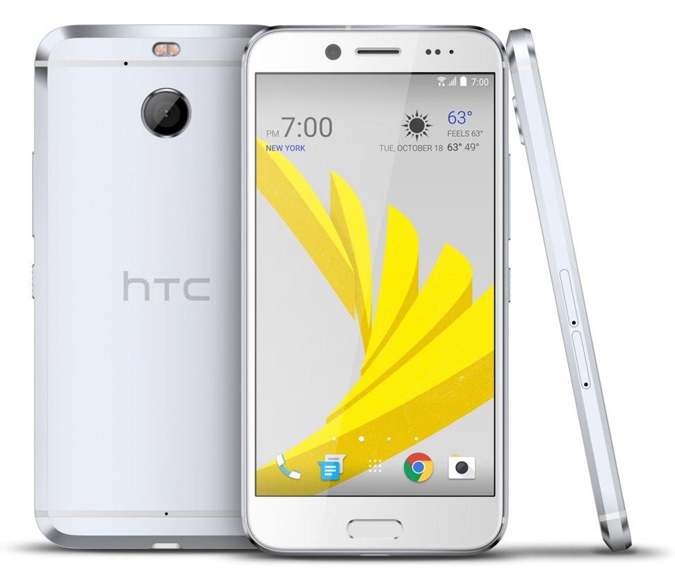 HTC Bolt выйдет под названием HTC 10 evo