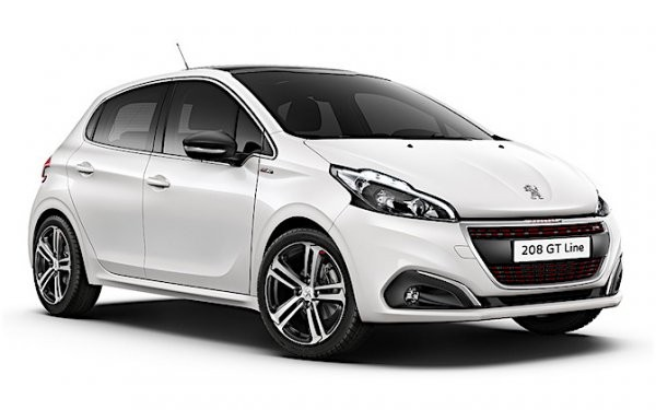 Peugeot (Пежо) 208 в 2018 будет электрокаром