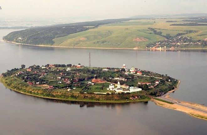 Инвестпроект «Остров-град Свияжск» получил премию в млн руб.