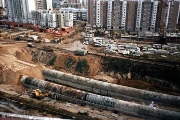 Встроительстве 2-го кольца столичного метро примут участие китайские компании