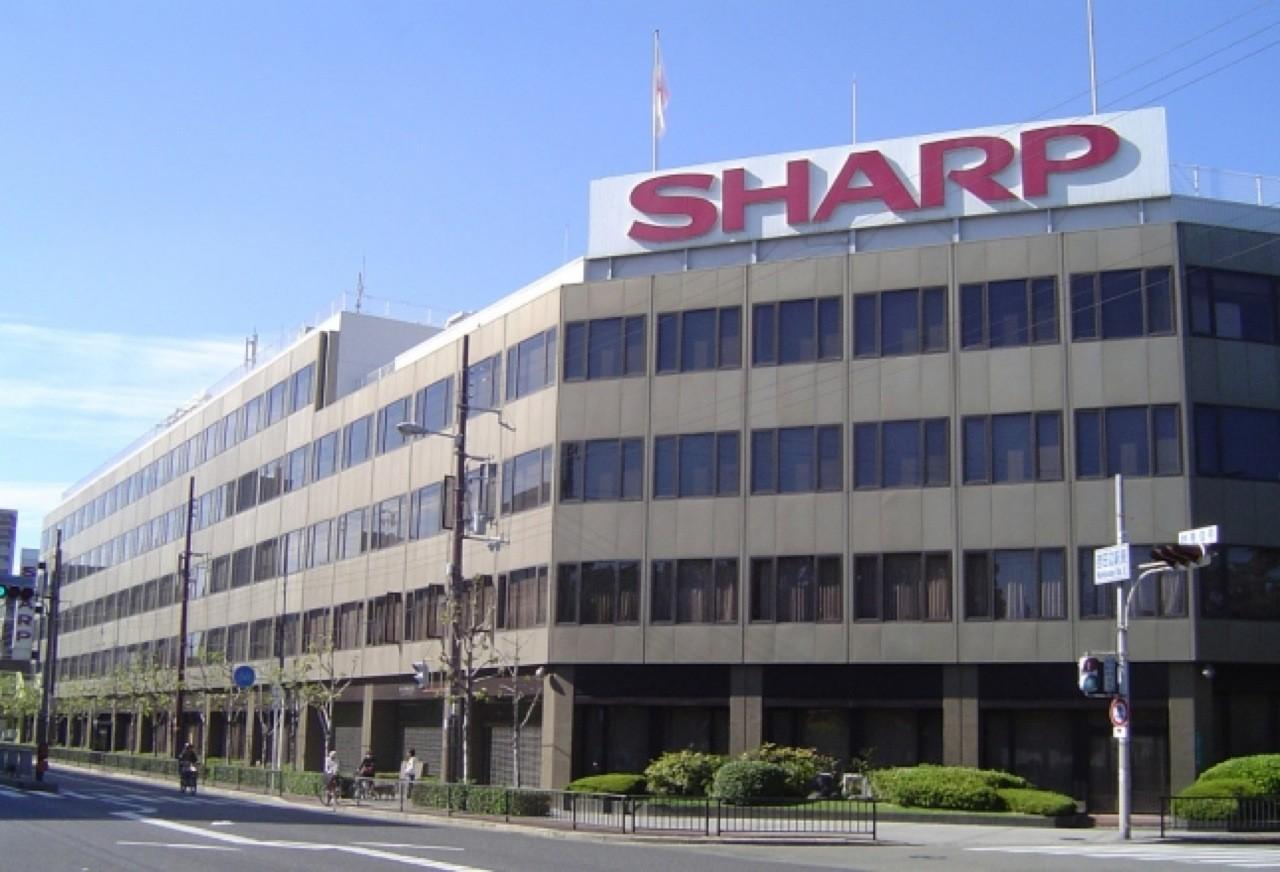 Производитель электроники Sharp закроет два завода вЯпонии