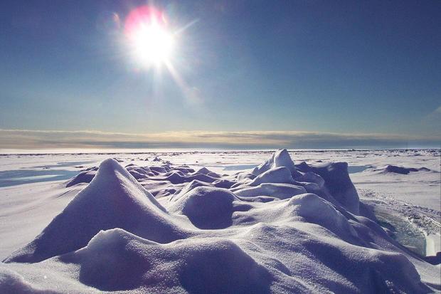 Секретную базу нацистов обнаружили русские ученые вАрктике