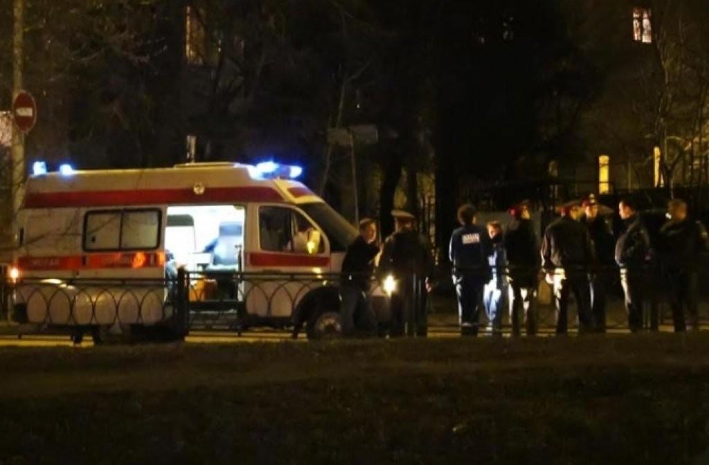 ВОмской области полицейские устроили массовую драку наюбилее коллеги