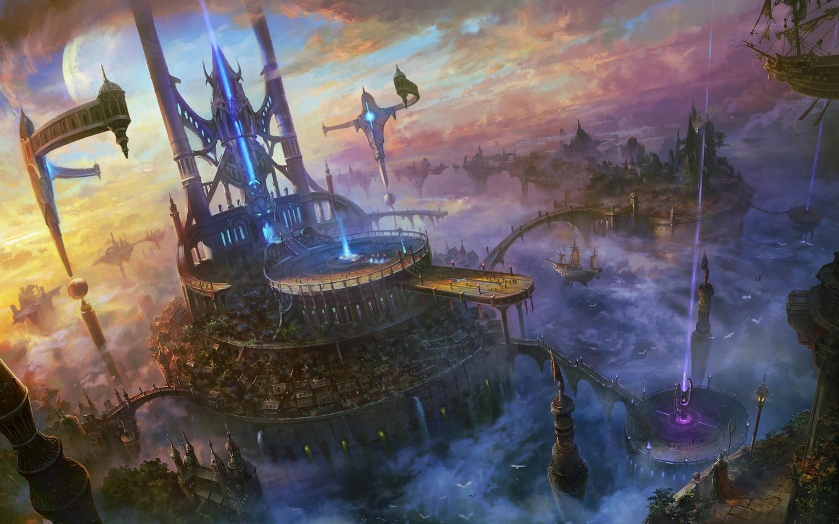 Вдальнейшем могут появиться города, плывущие воблаках Венеры