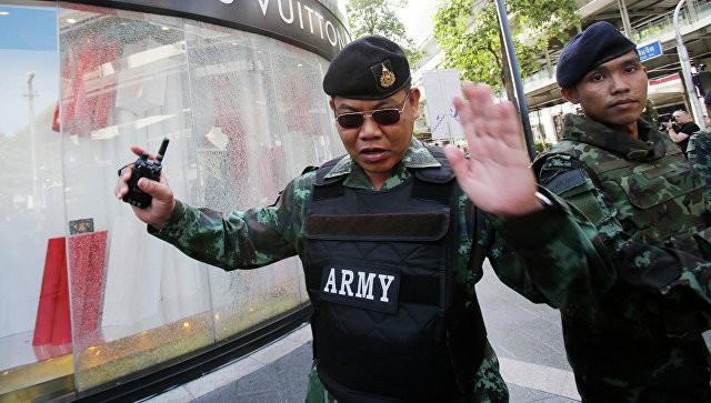Один человек умер, неменее 19 пострадали при взрыве вТаиланде