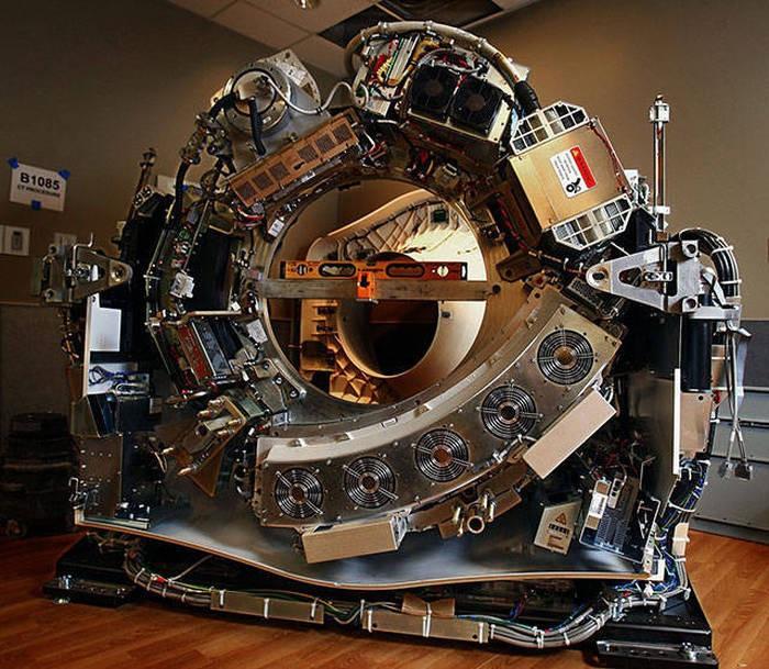 Русские ученые работают над созданием неповторимого томографа