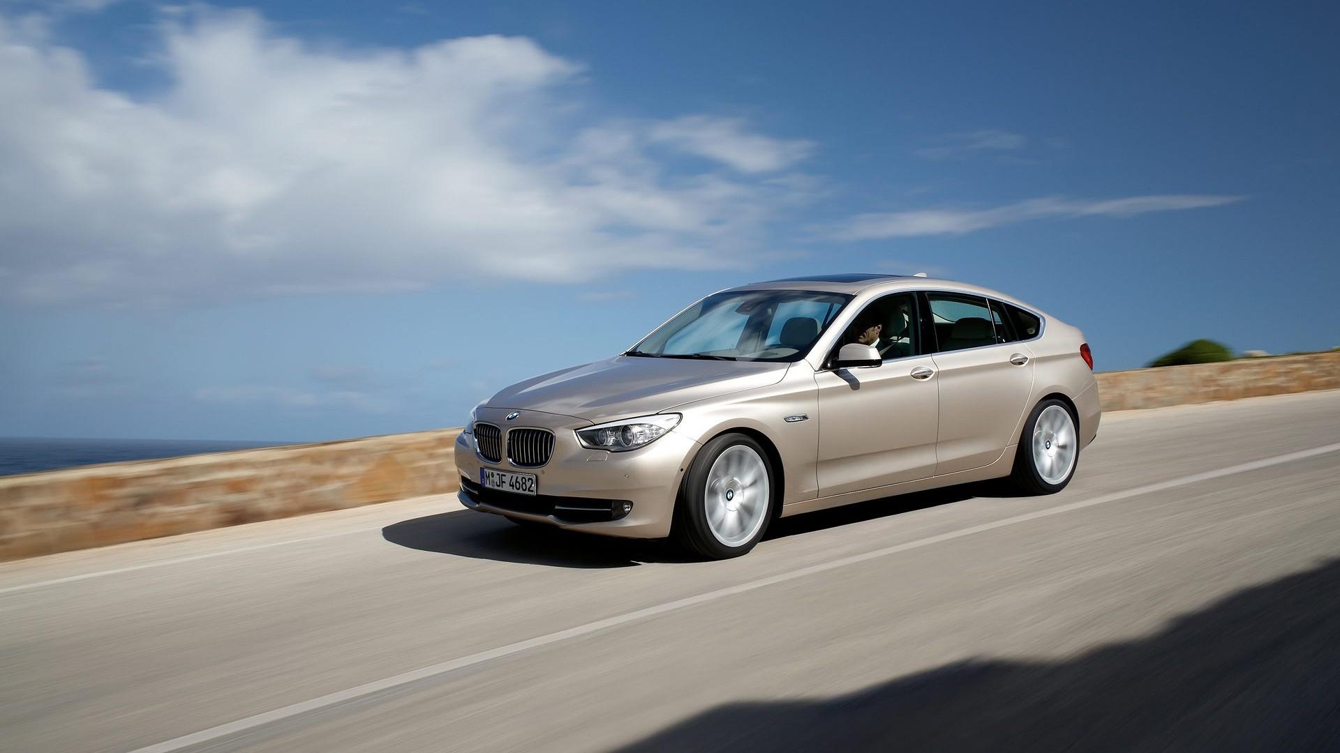 В РФ заканчиваются продажи БМВ 5-Series Gran Turismo