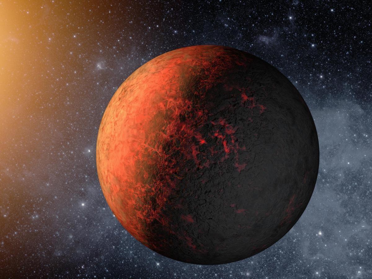 Жить наМарсе смогут только самые сильные— Ученые