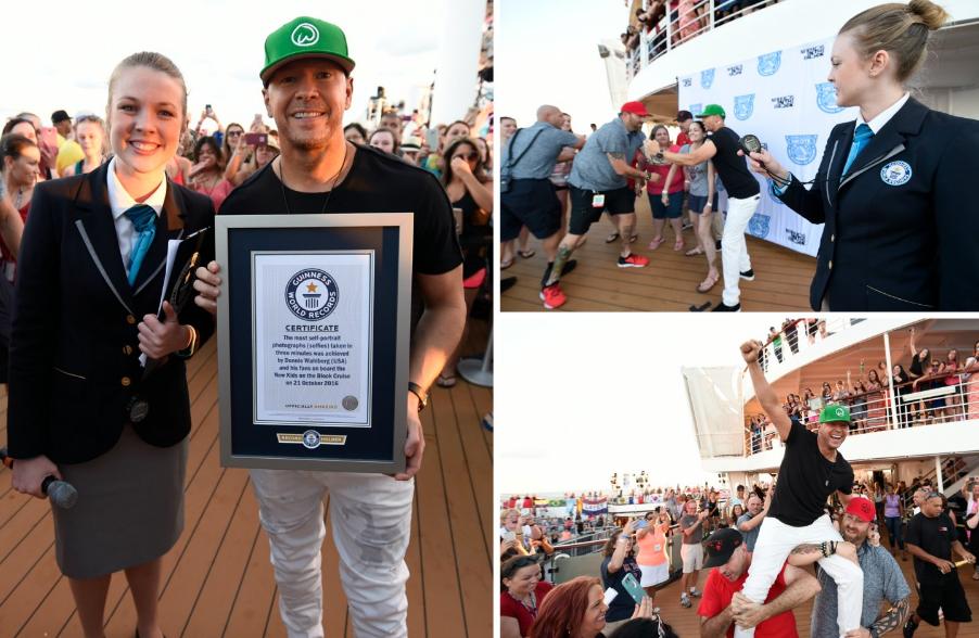 Житель америки сделал 122 селфи за3 минуты иустановил мировой рекорд