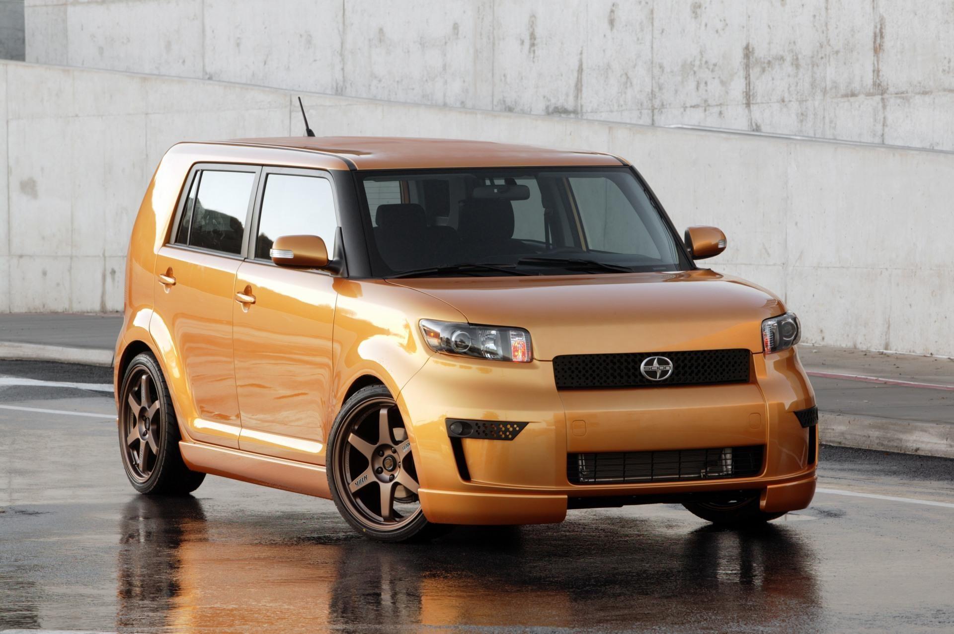 Компания Тойота официально «убила» бренд Scion