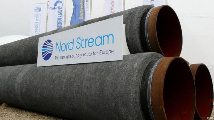 ВГерманию доставили наобетонирование трубы для «Северного потока— 2»