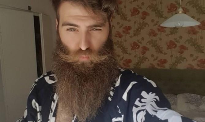 ВШвеции выбрана самая красивая борода