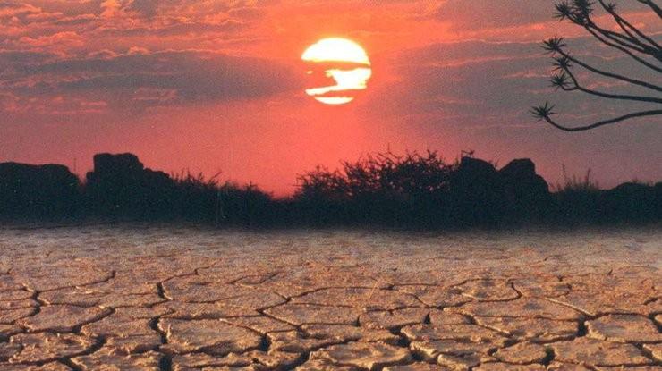 Доклад: южная часть Испании превратится впустыню из-за глобального потеления