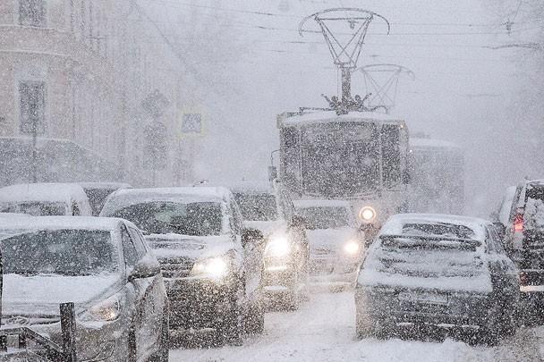 Московский регион ввыходные накроет 1-ый сильный снегопад