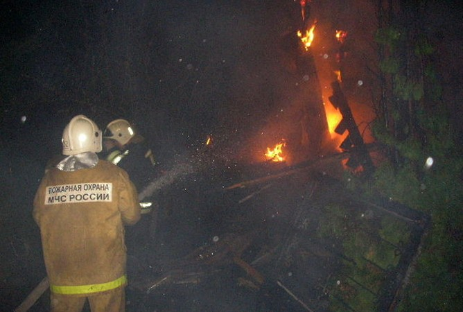Брат исестра погибли напожаре вТуле