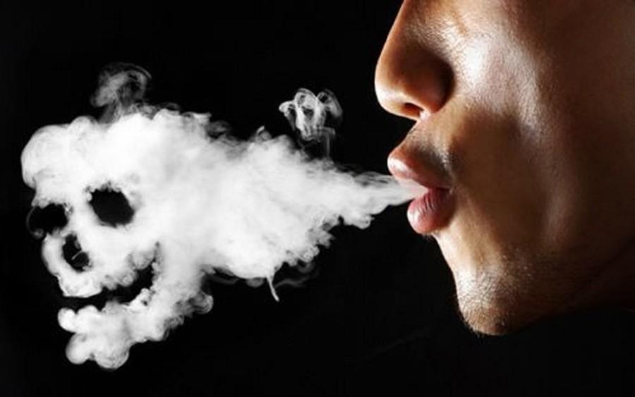 Мед. сотрудники предупредили, что курение может привести кболезни Альцгеймера