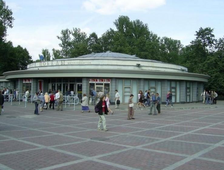 В российской столице неизвестные «заминировали» станцию метро «Парк Победы»