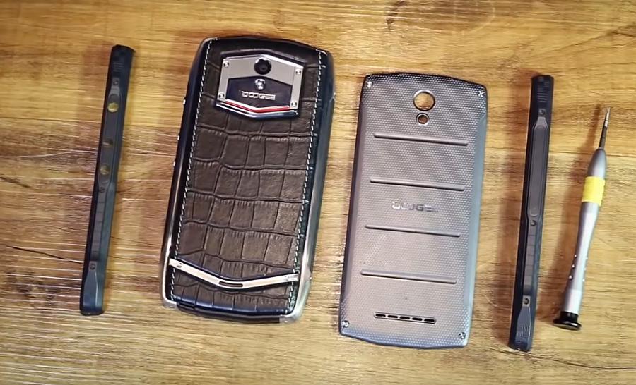 Представлен дешевый смартфон Doogee T5 Life с«иммунитетом» против пыли иводы