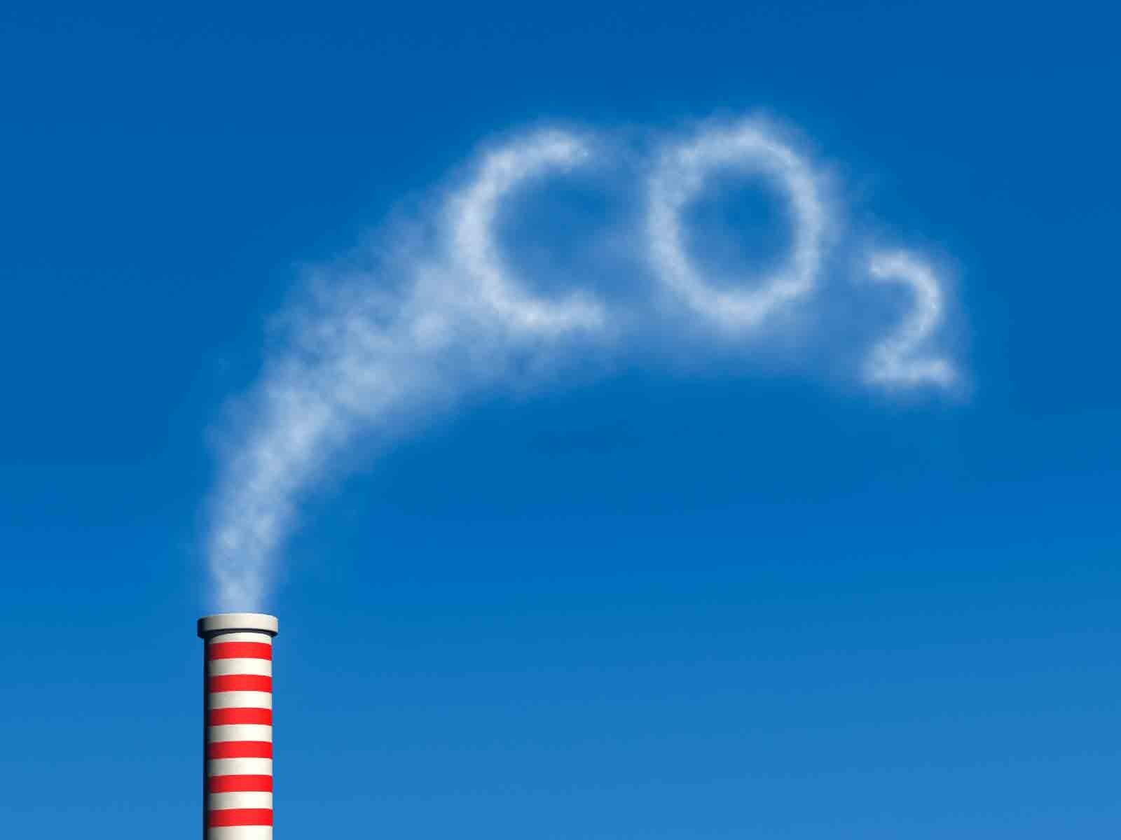 Ватмосфере Земли содержание углекислоты преодолело критическую отметку