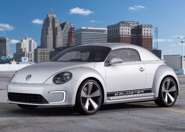 VW может заменить легендарный Beetle электромобилем
