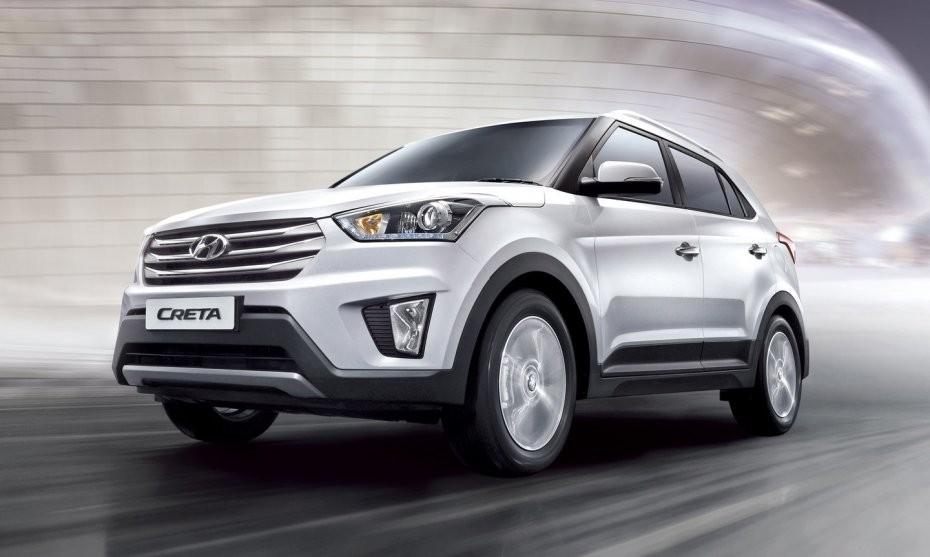 У кроссовера Hyundai Creta появится бюджетная полноприводная версия