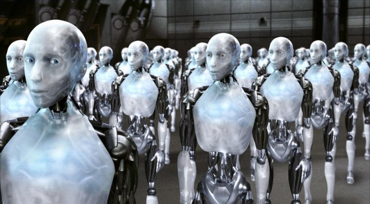 Роботам-андроидам ненравится население Земли — специалисты