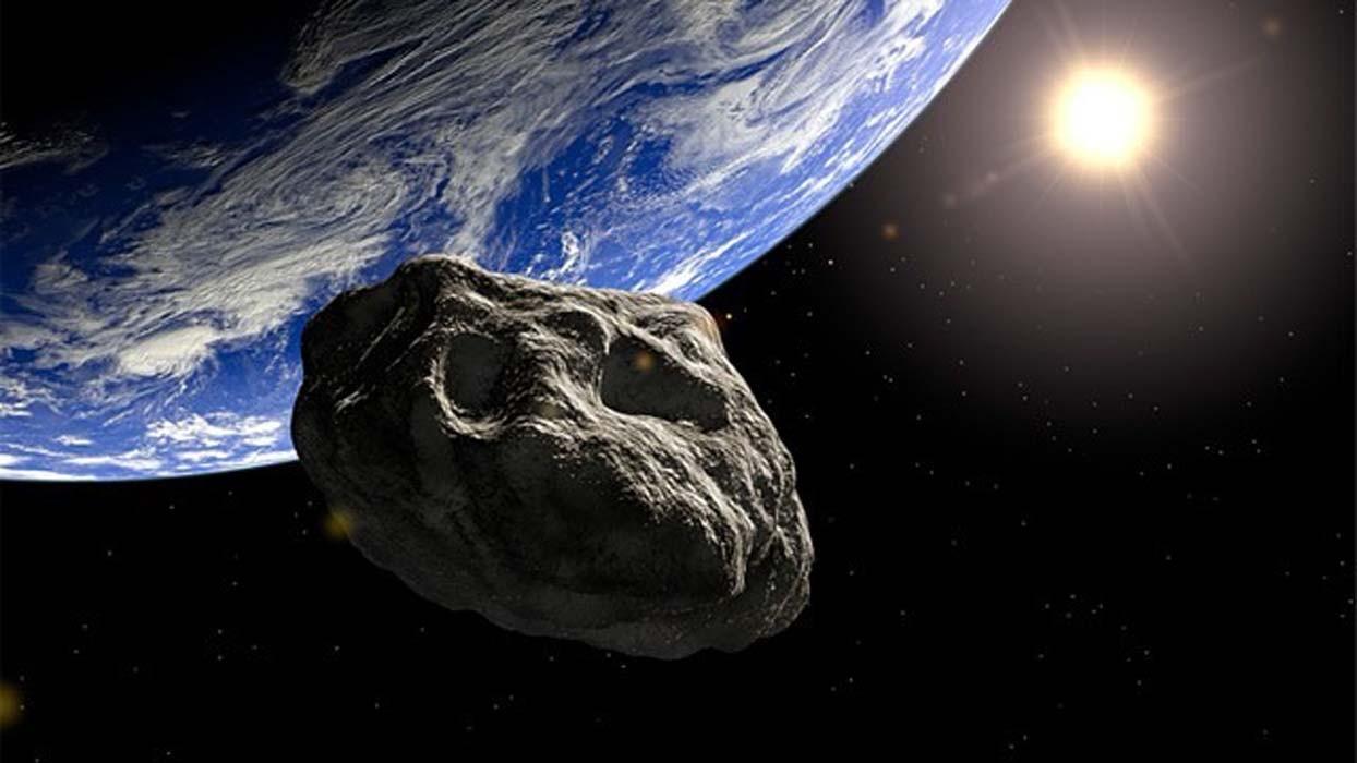 Крупный астероид пролетел мимо Земли наопасном расстоянии