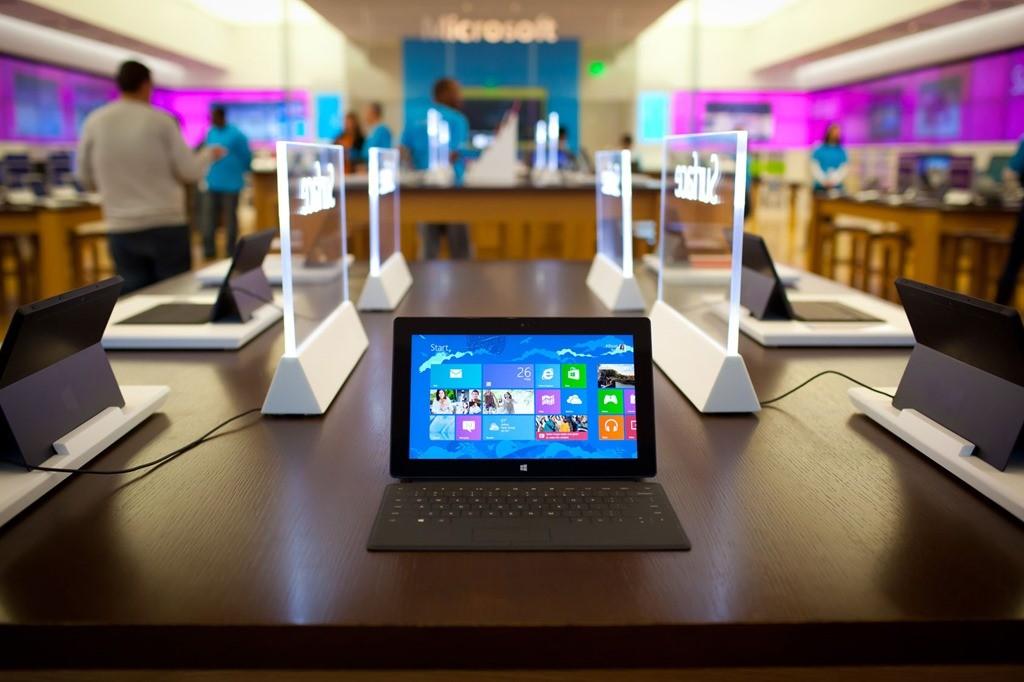 Microsoft удалила 90 тыс приложений изWindows Store