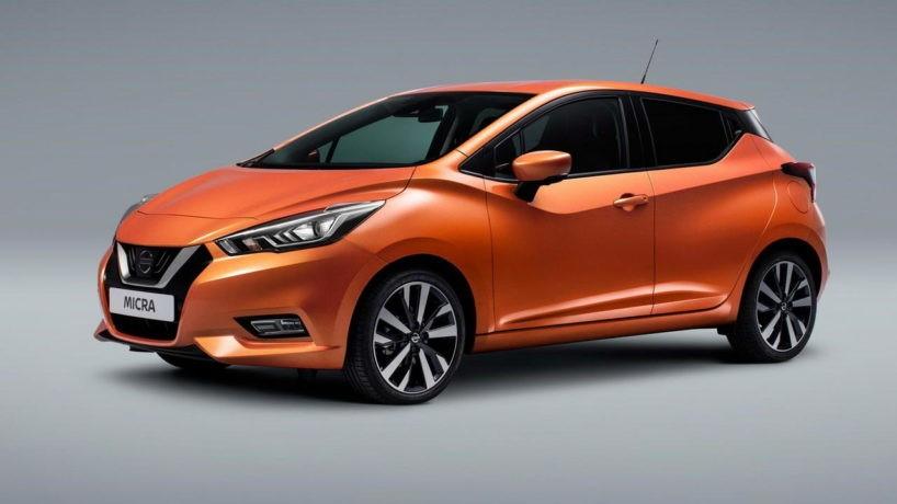 Nissan работает над моделью Micra Nismo