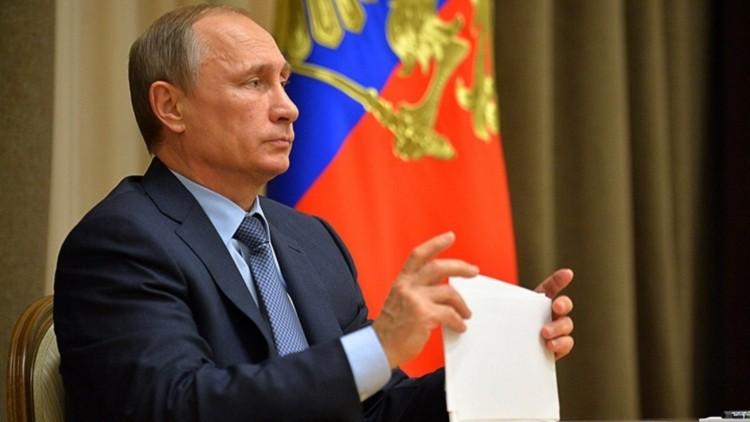 Снижение международной напряженности засчет Российской Федерации нас неустраивает— Путин