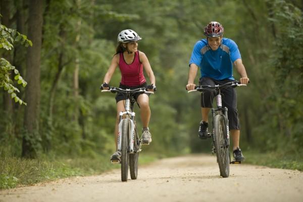 Ученые: Велосипедные прогулки спасают от диабета