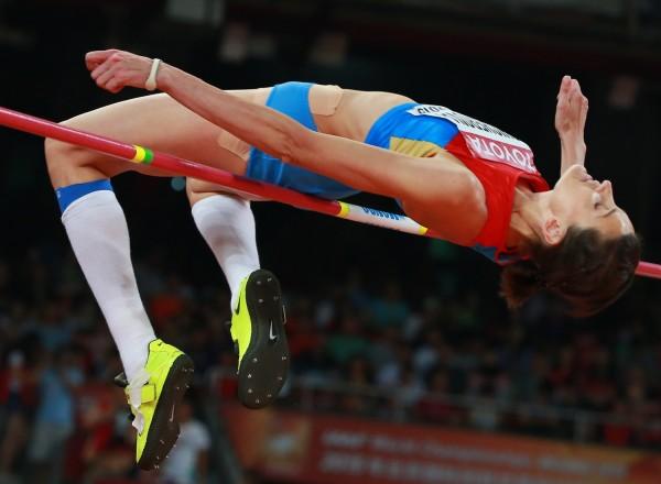 Российская прыгунья в высоту Чичерова лишена бронзы ОИ-2008 за допинг
