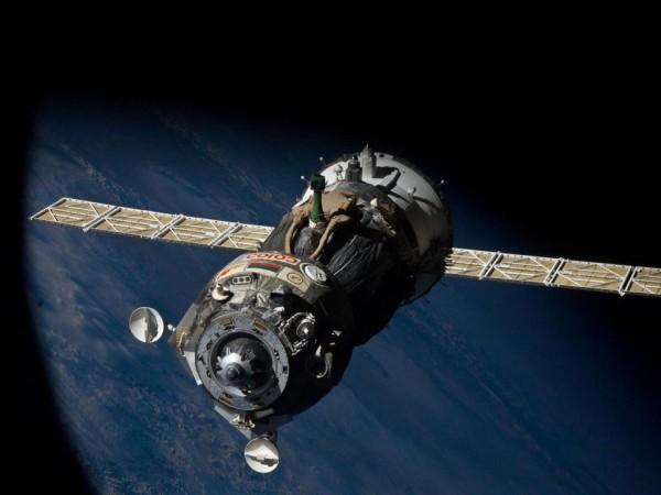 Запуск космического корабля «Союз» перенесли на 19 октября
