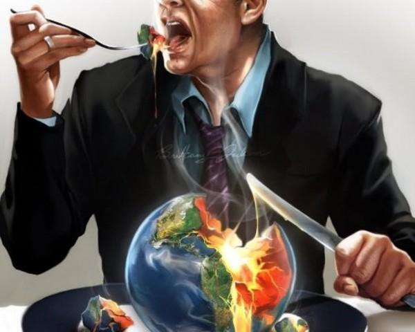 Учёные: Страх и жадность ведут общее дело к провалу