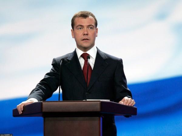 Медведев отдал распоряжение профильным ведомствам о реализации проекта «Энерджинэт»