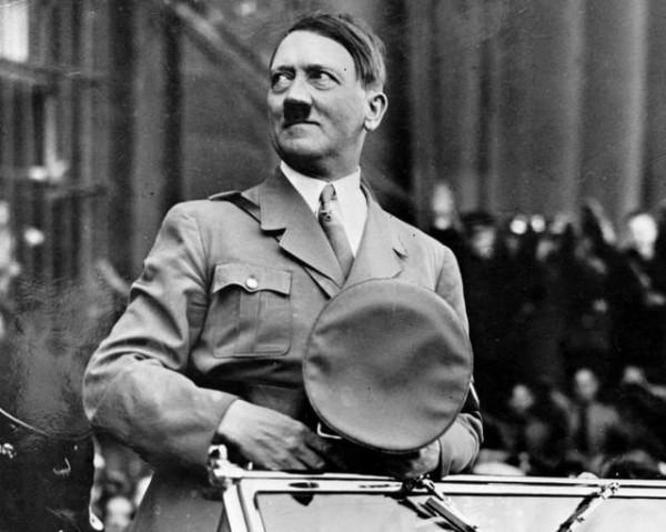 Ученый нашел первую автобиографию Гитлера