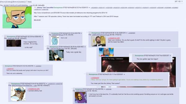 Американский публицист намерен приобрести анонимный форум 4chan