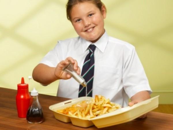 В Шотландии дети дошкольного возраста страдают от ожирения
