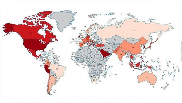 Психологи определили страны с самым сочувствующим и эмоциональным населением