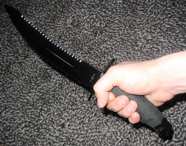 В Нижнем Новгороде школьник пробил легкое своего друга ножом
