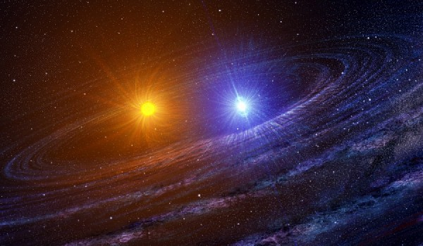Группа астрономов обнаружила двоично-бинарное образование HD 87646A в космосе