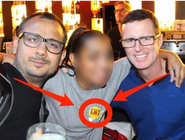 В Нидерландах разработали значок, размывающий лицо владельца на фото