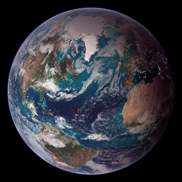 Ученые: Первые снимки Земли из космоса были сделаны 70 лет назад