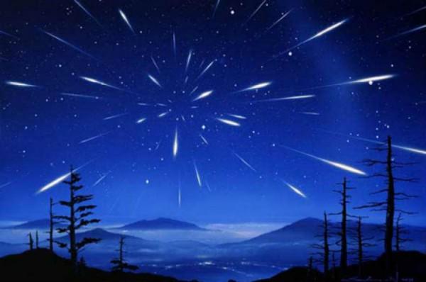 Японские ученые создадут искусственный метеоритный дождь
