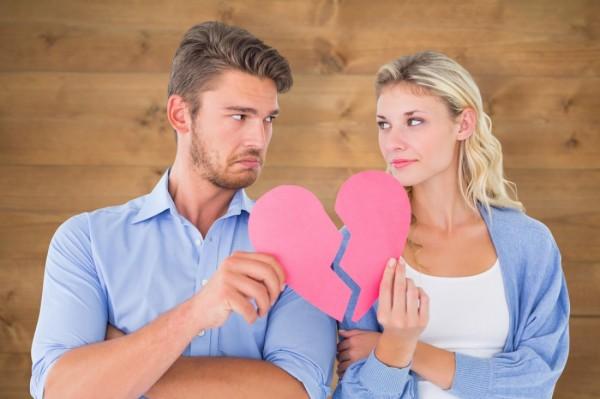 Ученые: Разрыв отношений происходит в несколько этапов